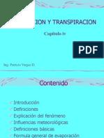 EVAPOTRNASPIRACION  CAP4