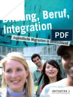 Bildung - Beruf - Integration
