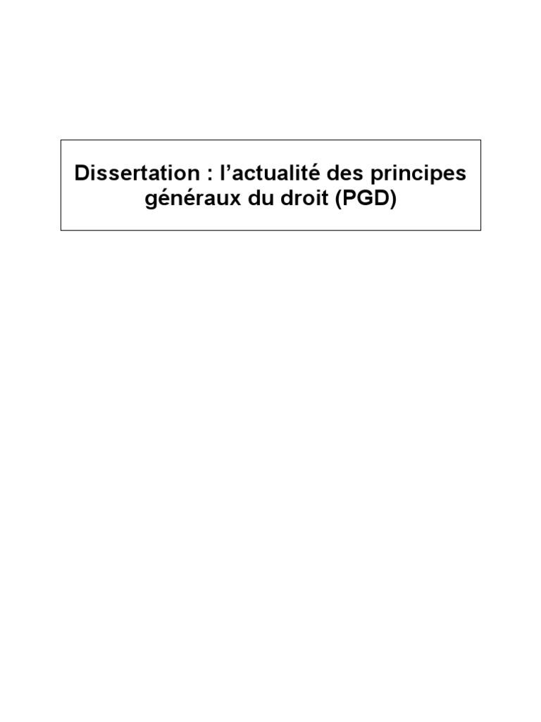 dissertation pgd et pfrlr