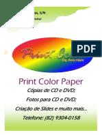 Print Color Paper