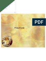 Pneumonia BPT