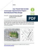 11-29-11 Park Blvd Plaza Design mtg