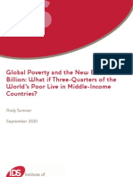 Global Poverty Data Paper 1