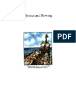 Physics&Rowing