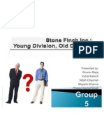 Stone Finch Young , Old Division