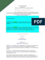 Ley 843 de 2003