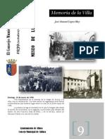 09-El Consejo Municipal de Altura 1939- Octubre-- Programa de Fiestas de Marzo 2011