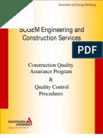QA Program Assurance Procs