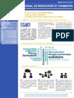 Présentation dispositif local d'accompagnement (DLA) en Île-de-France