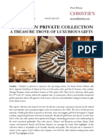 Dec - An Iberian Private Collection