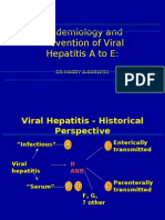 Hepatitis b and d 4th Year