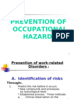 Occupational Health Undergaduates Edited