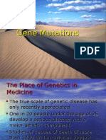 Mutation Working