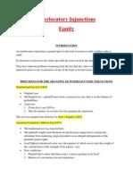 Interlocutory Injunctions Notes