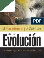 El paradigma, ¿O Cuento? de la Evolución.