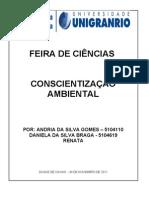 FEIRA DE CIENCIAS