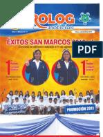 Revista Prolognoticias Cuarta Edicion