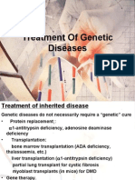 Student Treatment of Genetic Diseases #1