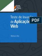 Teste de Invasão de Aplicações Web