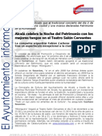 CULTURA Concierto Patrimonio Milonguero2