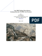 DOE Overview Uranium Tailing Remediation