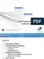 Wimax Redes