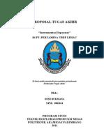 Print Proposal TA