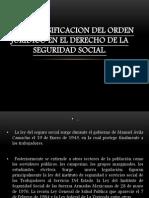 Centro Sindical de Estudios Superiores CtM Clasificacion Del Orden Juridico en El Derecho de La Seguridad Social Aquino Arteaga Alexander Uriel.