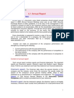 4.1 Annual Report