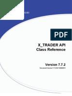 XTAPI_ClassReference_V7.7