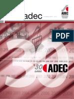 Revista ADEC - Edición especial 30 años