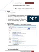 Manual de Instalacion Autoscan