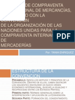 Contrato de Compraventa Internacional de Mercancas De