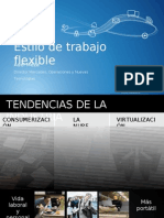 Deck_Flexible Workstyle CASETEL