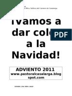 Pastoral Adviento 2011
