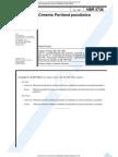 NBR 05736 - 1991 - Cimento Portland Pozolanico