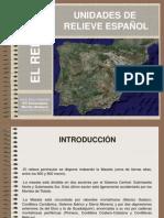 Unidades de Relieve Español