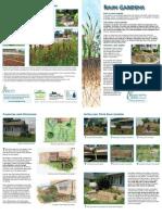 Iowa; Rain Garden Brochure - Rainscaping Iowa