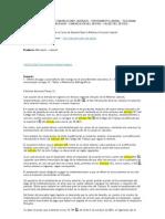 Doctrina Merito Ejecutivo Art 169