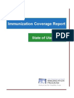 2011 Utah Immunization Coverage Report
