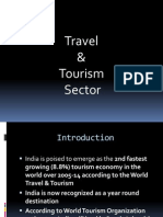 travel and tourism final ppt