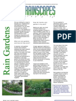 Maryland; Rainscapes Fact Sheet - Montgomery County