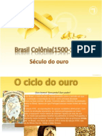 Brasil Colônia(1500-1822)