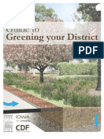 Iowa; Guide to Greening your District - Iowa Life Changing