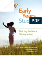 Early Years Study 3 - Full Report
