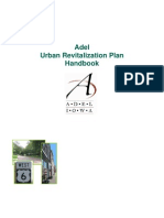 Iowa; Adel Urban Revitalization Plan Handbook