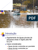Águas Pluviais - Apostila