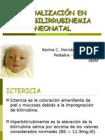 ICTERICIA NEONATALexpo