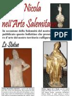 S. Nicola nell'arte Salemitana