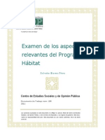 Programa Habitat Docto109